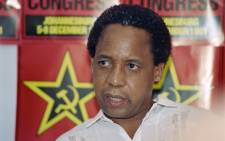 FILE: Late SACP leader Chris Hani. Picture: AFP.