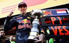 Max Verstappen. Picturel: @Max33Verstappen.