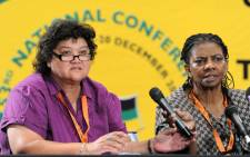 Minister Lynne Brown said govt will continue supporting Eskom with its projects to increase generating capacity. Picture: ANC.