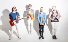 South African rock band The Parlotones. The Parlotones/Facebook.