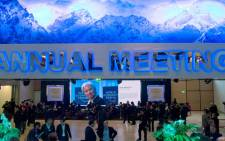 The market that has got bankers attending this year's World Economic Forum at Davos excited is Africa. Picture: AFP