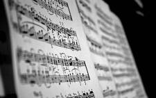 Four pages of the score of a famous Mozart sonata, written by the composer himself, have been found in Hungary. Picture: Facebook.