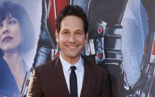 US actor, Paul Rudd, at the Movie Premier of the 'Ant-Man'. Picture: Ant-Man Facebook page.