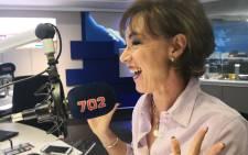 Nikki Bush. Picture: Radio 702.