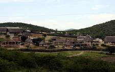FILE: President Jacob Zuma's Nkandla homestead.