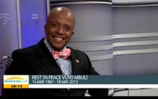 The SABC's tribute to Vuyo Mbuli.