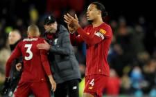 Liverpool were beaten 3 - 0 by Watford on Saturday. Picture: @VirgilvDijk/Twitter.