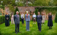 Prince Charles' charitable foundation has supported the launch of a new sustainable menswear and womenswear range. Picture: Twitter/@ClarenceHouse