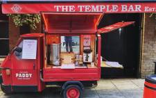 The Temple Bar in central Dublin. Picture: @TheTempleBarPub/Twitter