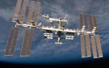 The International Space Station. Picture: @ISS_Research/Twitter