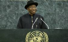 FILE: Former Nigerian president Goodluck Jonathan. Picture: United Nations Photo.