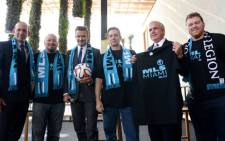FILE: Beckham and partners issued a statement saying city officials said the site was an inappropriate location. Picture: Facebook.