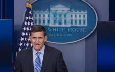 FILE: Former national security adviser Michael Flynn. Picture: AFP.