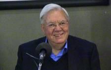 Nelson Mandela's former attorney, Sir Bob Hepple.  Picture: Christa van der Walt/EWN.