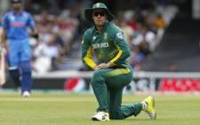 FILE: Proteas ODI captain AB de Villiers. Picture: AFP