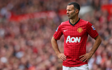 FILE: Legendary Manchester United player Ryan Giggs. Picture: Facebook.com