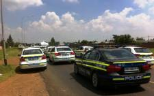 The suspects were found in possession of thousands of rands, groceries, furniture, building material and electrical goods. Picture: Lesego Ngobeni/EWN.