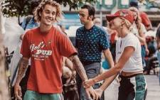 Justin and Hailey Bieber. Picture: @Justinbieber/Instagram