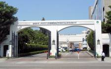The entrance to Sony Pictures Studio's headquarters in Hollywood, California. Picture: Kelly/Wikipedia.