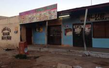 Foreign owned shops were closed on Friday morning after wide spread looting that lasted through Thursday night. Picture: Gia Nicolaides/EWN