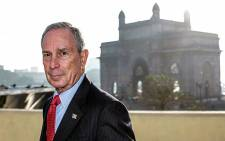 Michael Bloomberg, billionaire former New York Mayor & founder of the financial information group, Bloomberg. Picture: Michael Bloomberg/Facebook.