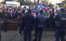 FILE: More than two dozen schools were forced to close their doors in PE's northern areas last month after protests broke out. Picture: Saps.