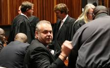 FILE. Czech national Radovan Krejcir along with five others appeared in the Palm Ridge Magistrate Court on Tuesday, where they are facing charges drugs dealing, kidnapping and the attempted murder of an East Rand man. Picture: Sebabatso Mosamo/EWN