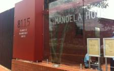 Locals and tourists are flocking to the Nelson Mandela house in Vilakazi Street in Soweto. Picture: Gia Nicolaides/EWN