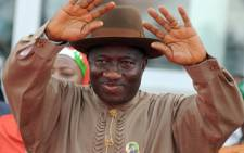 Nigerian President Goodluck Jonathan. Picture: AFP