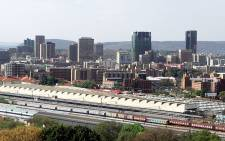 FILE: Pretoria CBD. Picture: NJR_ZA/Wikipedia.