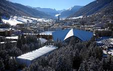The World Economic Forum's annual meeting is held in Davos, Switzerland. Picture: World Economic Forum/swiss-image.ch