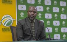 FILE: CSA to address media after three officials – including Moroe and former acting chief financial officer Ziyanda Nkuta – were suspended. Picture: Twitter