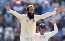 FILE: England allrounder Moeen Ali asks the question. Picture: AFP