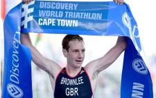Picture: Discovery World Triathlon Cape Town Facebook page.