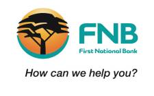 First National Bank logo.