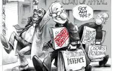 Will Jub Jub & Oscar Pistorius cases swap verdicts?