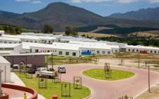 The Helderstroom Maximum Prison in Caledon. Picture: nmc.co.za