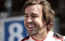 Formula One world champion Fernando Alonso. Picture: @McLarenF1/Twitter