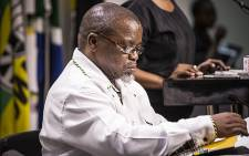 FILE: ANC Secretary General Gwede Mantashe. Picture: Reinart Toerien/EWN