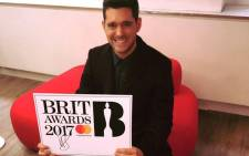 FILE: Canadian singer and songwriter Michael Bublé. Picture: Michael Bublé Facebook page.