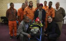 The Goodwood Prison wheelchair project is a collaboration between the Department of Correctional Services and the Hillsong Africa Foundation. Picture: Cindy Archillies/EWN