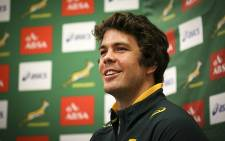FILE: Warren Whiteley addresses the media in Cape Town on 8 July 2015 after it was announced that he will start for the Springboks against the World XV. Picture: EWN