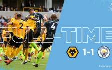 Manchester City vs Wolves. Picture: @ManCity/Twitter