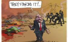 Marikana: Zuma Speaks