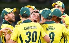 Australia beat South Africa by 7 runs in the second ODI in Adelaide. Picture: @CricketAus/Twitter