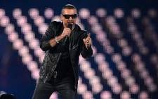 FILE: George Michael. Picture: Supplied.