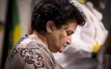 FILE: Jessie Duarte assured the deputy chief of her respect in the work he's doing to bring to the fore the depth of malfeasance in the state and private sector. Picture: EWN
