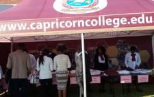 FILE: Capricorn TVET College in Limpopo. Picture: Facebook