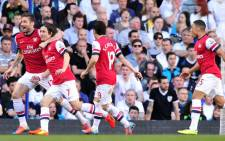 Arsenal's Czech midfielder Tomas Rosicky says winning the FA Cup is vital for the Gunners. Picture: AFP