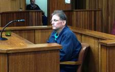 The so-called Modimolle Monster Johan Kotze appears in court. Picture: EWN